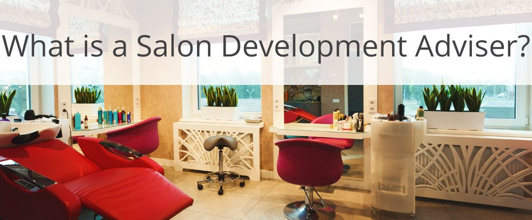 What is a Salon Development Adviser?